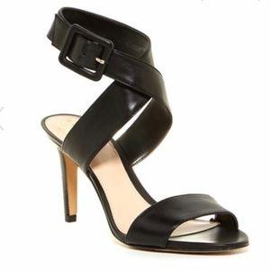 Vince Camuto Casara Black High Heel Sandal